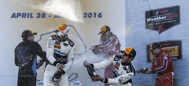 2016 WeatherTech SportsCar Championship Laguna Seca