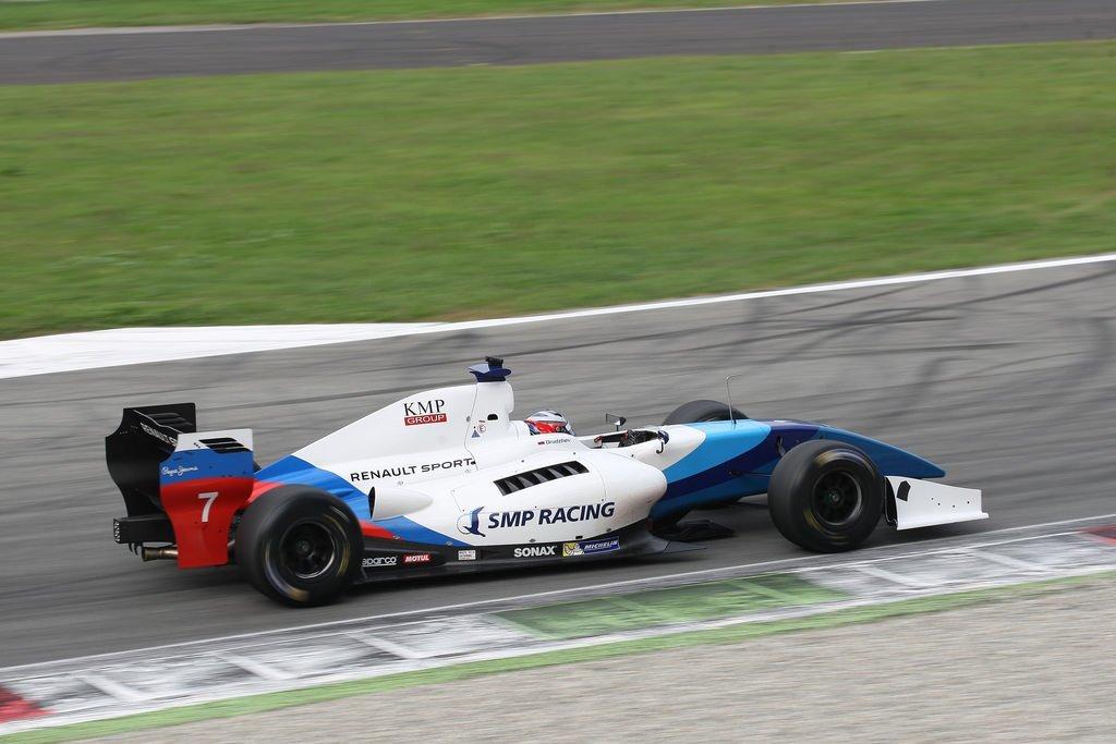 Egor Orudzhev 2016 Monza Fórmula V8 3.5