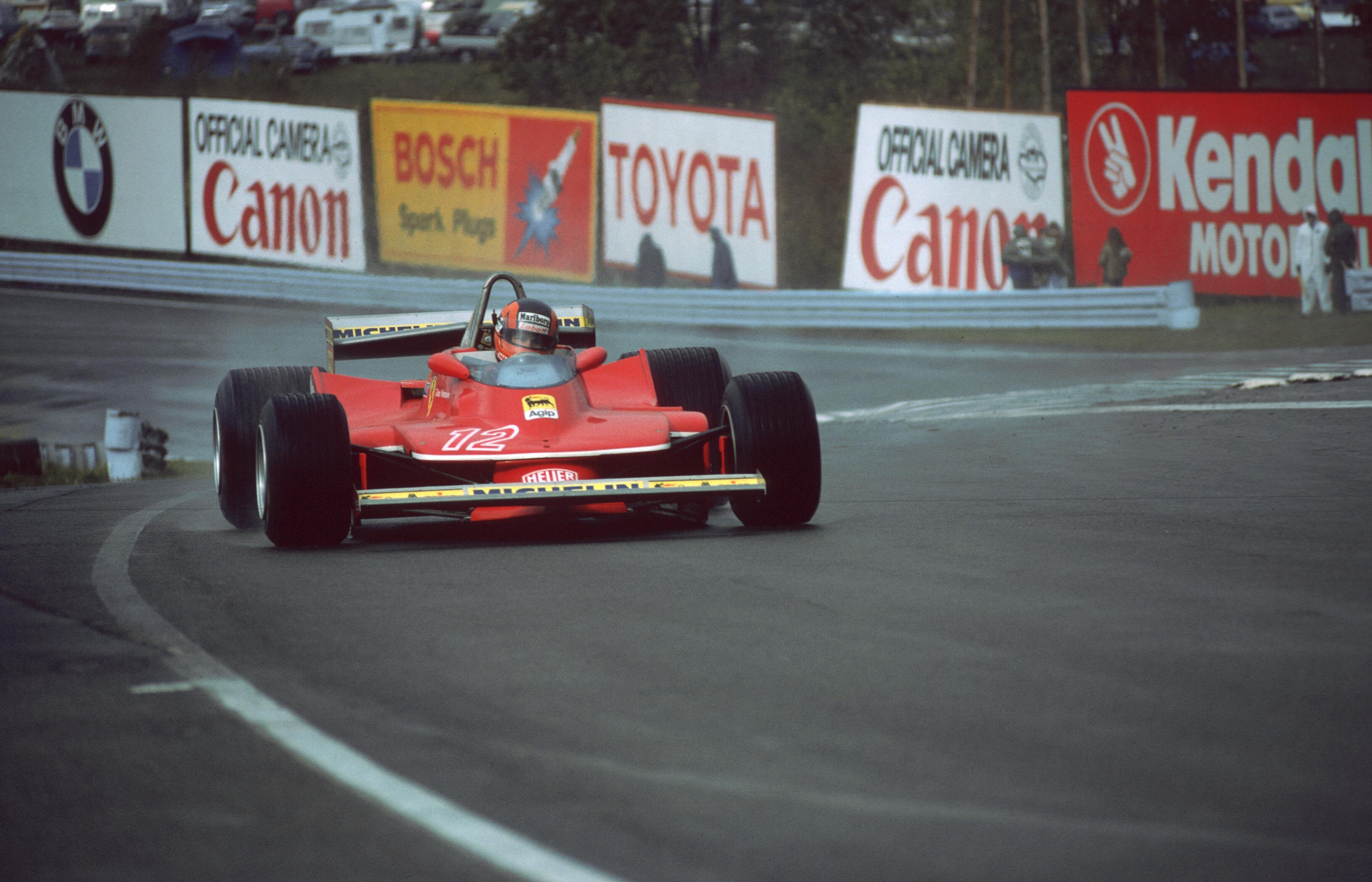 Gilles Villeneuve Watkins Glen 1979