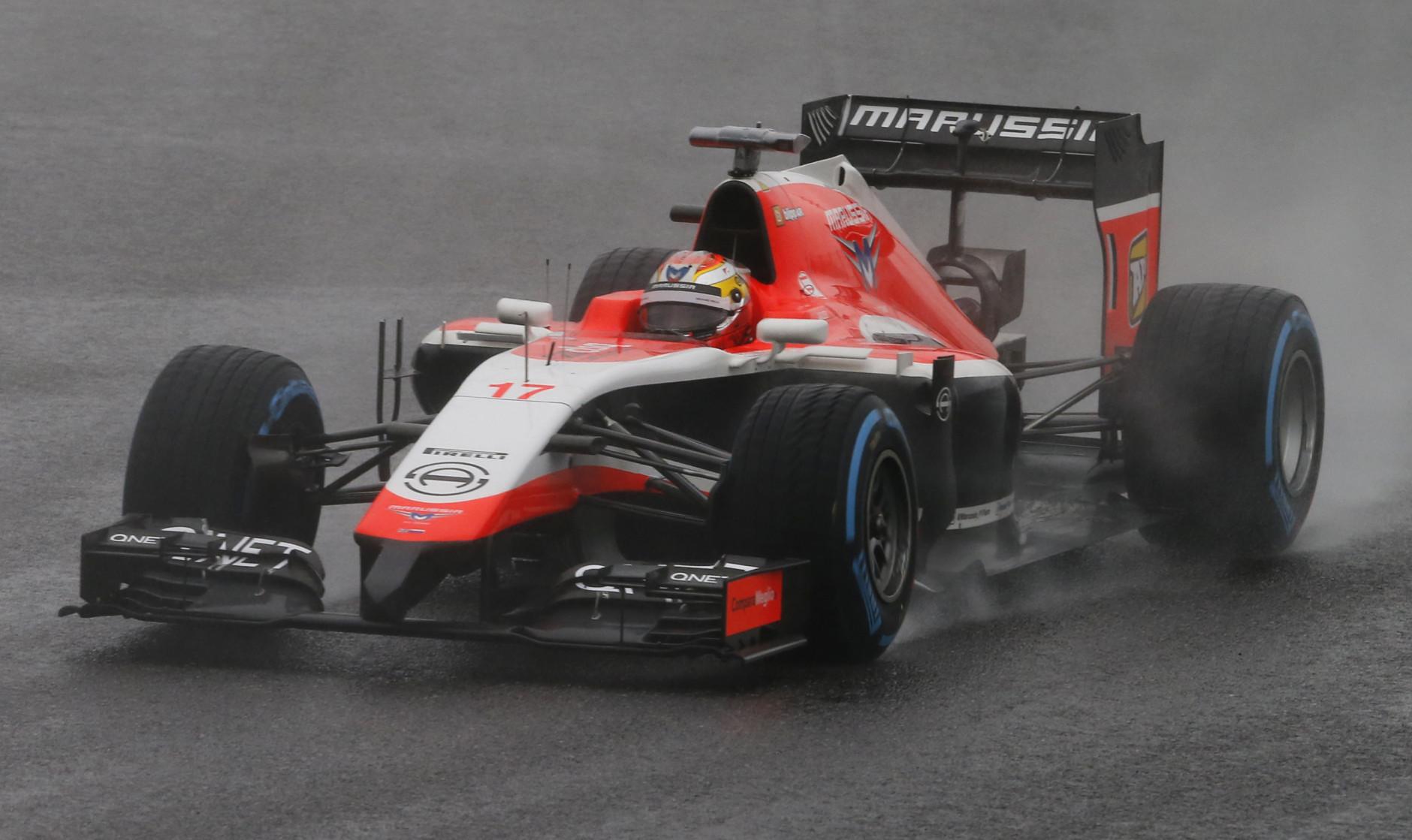 Jules Bianchi GP Japón 2014