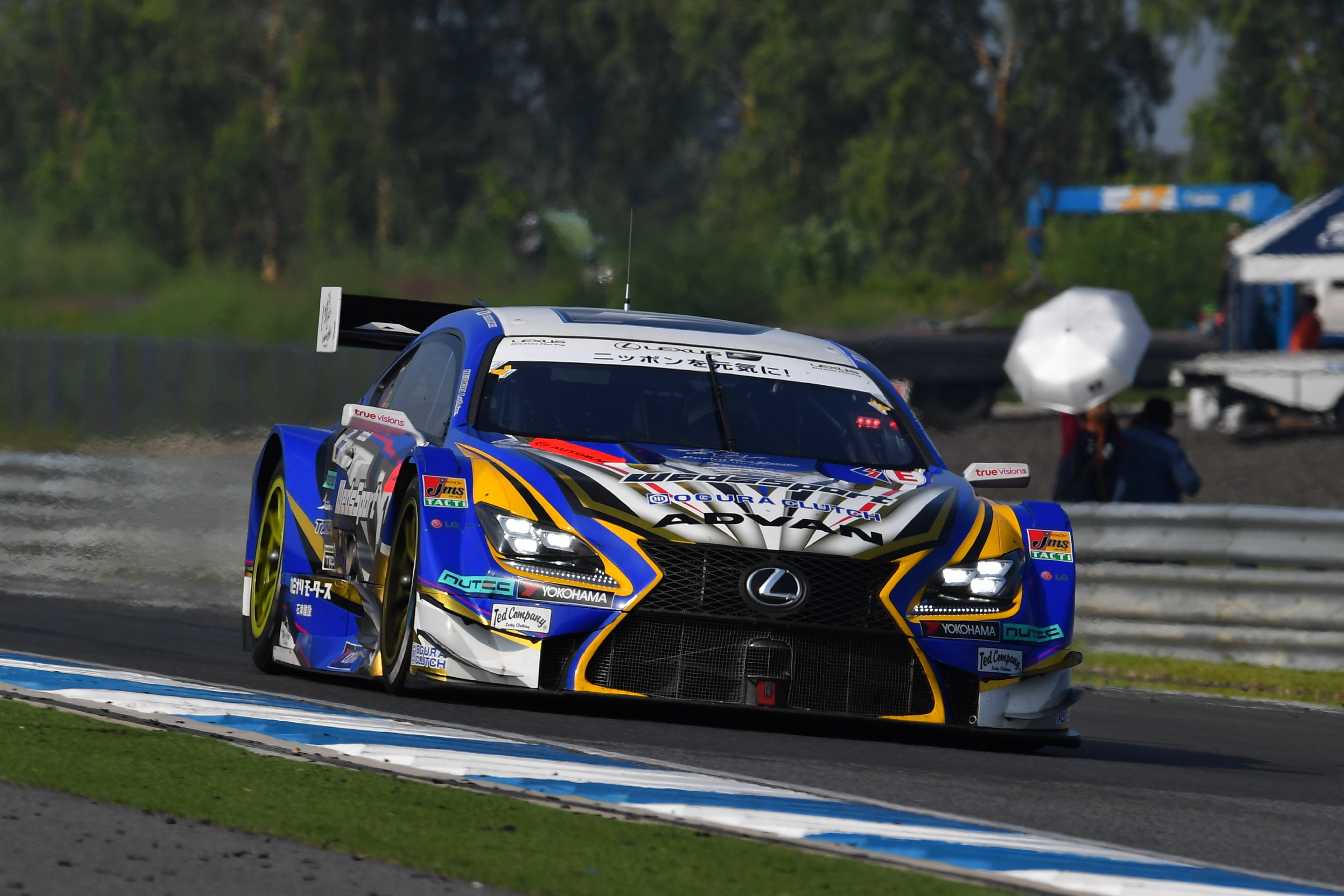 Lexus Weds Sport 2016 Buriram Super GT