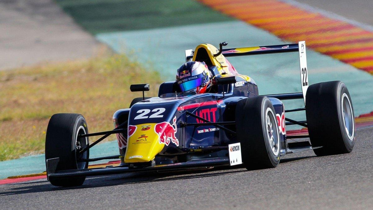 Richard Verschoor F4 España 2016 Aragón