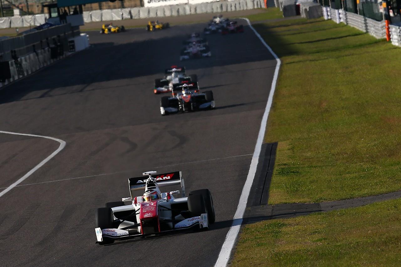 Stoffel Vandoorne Super Fórmula Suzuka Rd7 2016