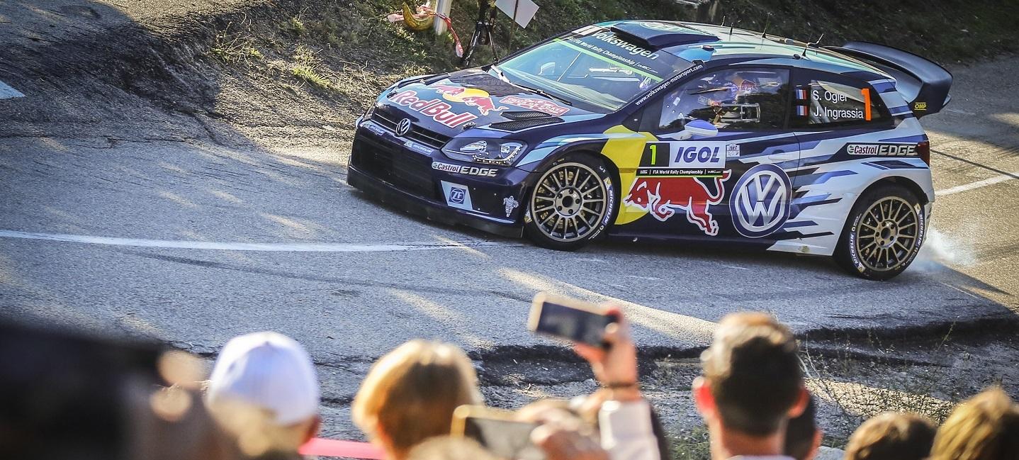 AUTOMOBILE: WRC TOUR DE CORSE - WRC -28/09/2016