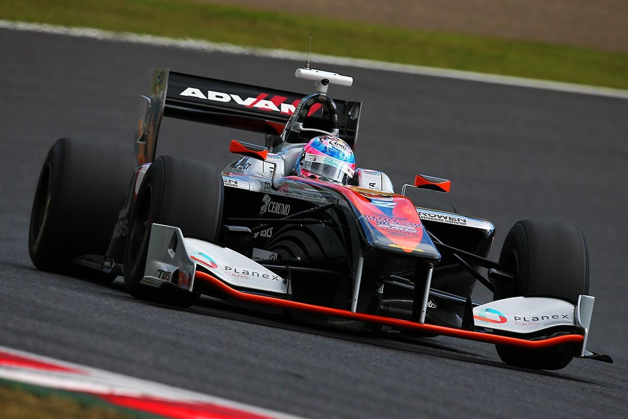 Yuji Kunimoto Super Fórmula 2016 Suzuka