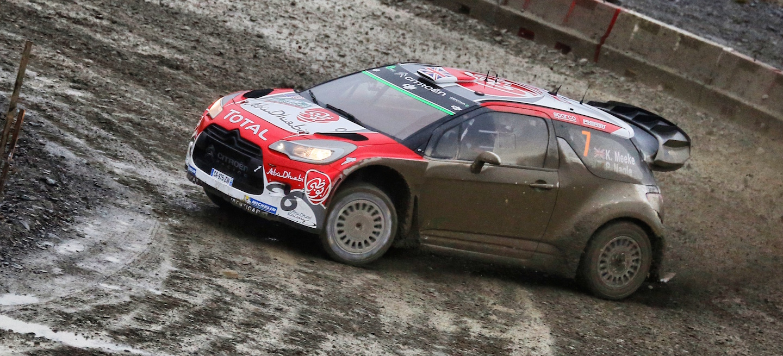 FIA WORLD RALLY CHAMPIONSHIP 2016 - WRC WALES GB