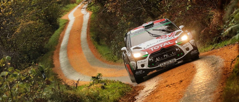 AUTOMOBILE: WRC Wales Rally GB - WRC -12/11/2015