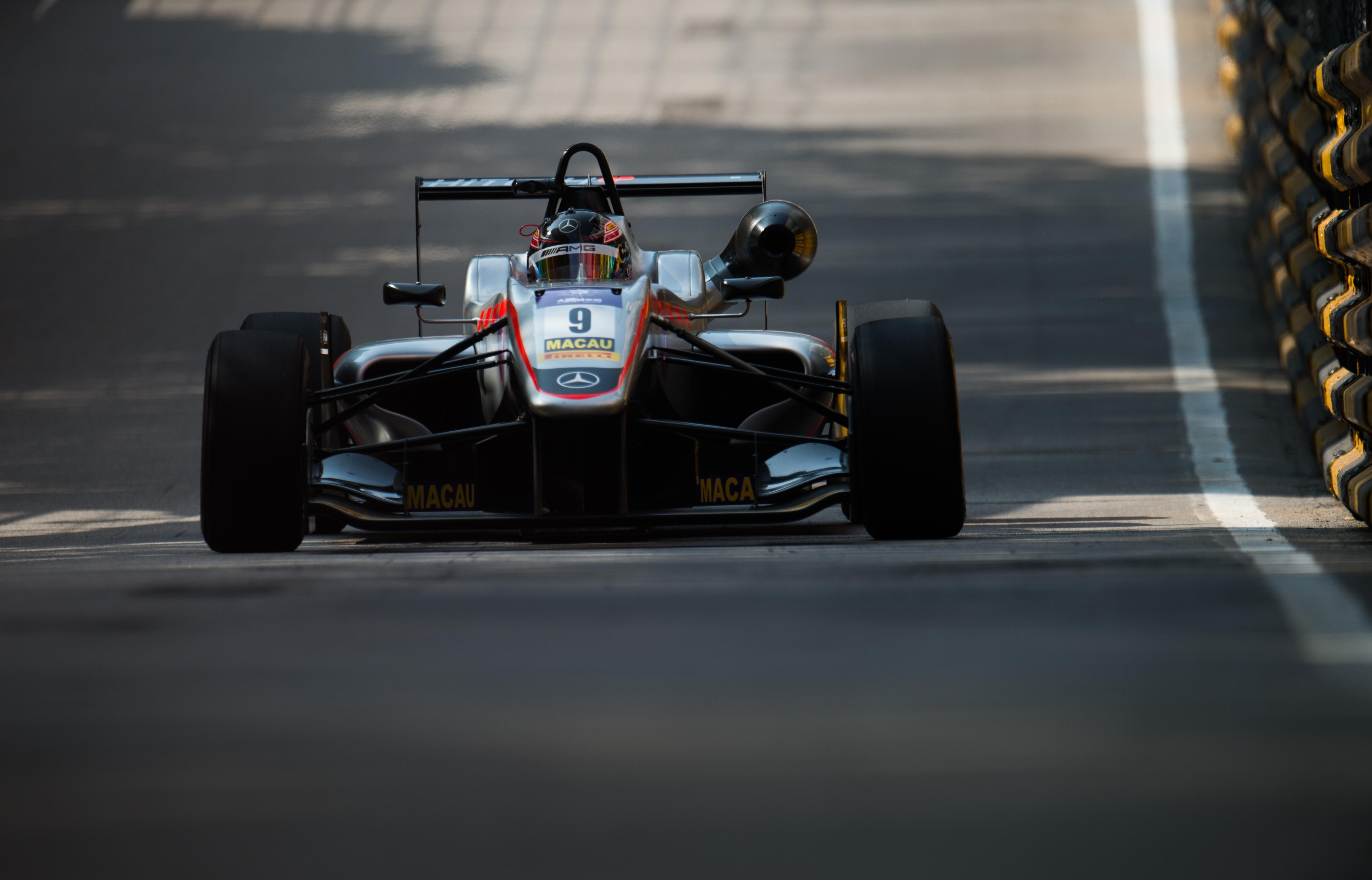 Dani Juncadella GP Macao F3 2016