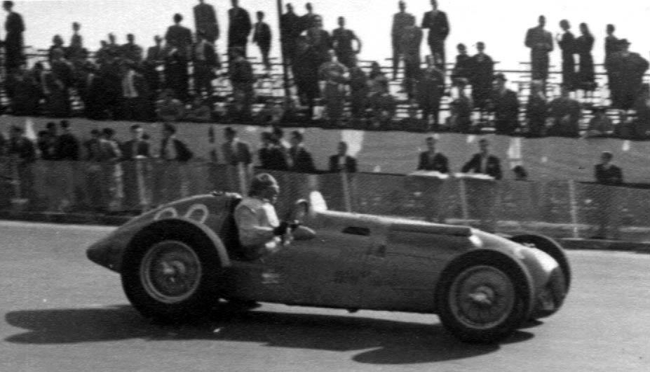 Jesús-María Apezteguía GP Penya Rhin 1950