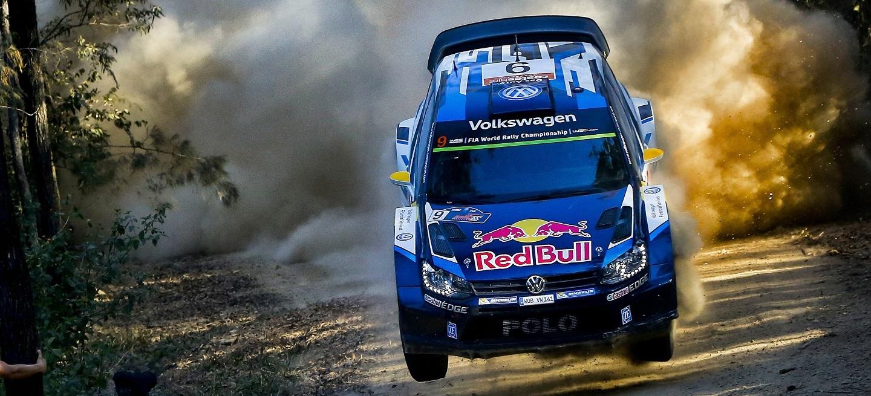 AUTOMOBILE: WRC Australia- WRC -10/09/2015