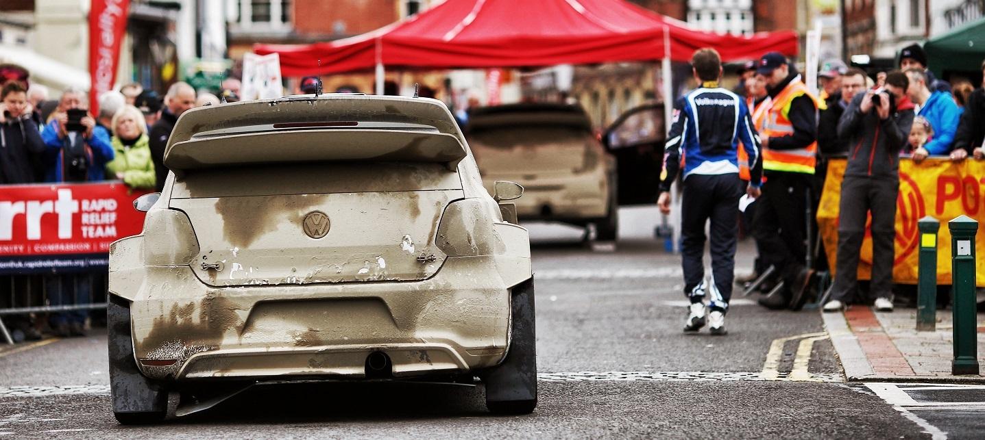 AUTOMOBILE: WRC Wales - WRC -27/10/2016