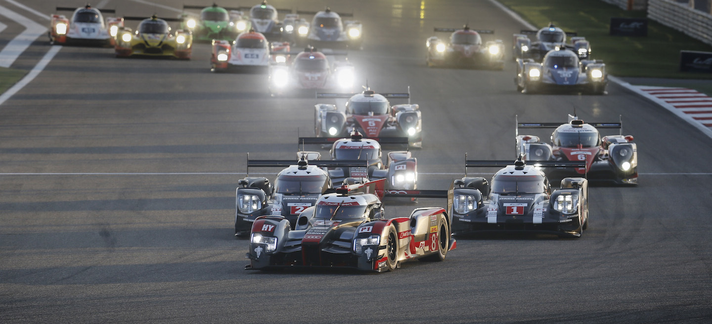 AUTO - WEC 6 HOURS OF BAHRAIN 2016