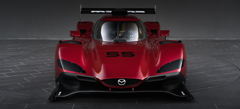 Mazda RT24-P Frontal