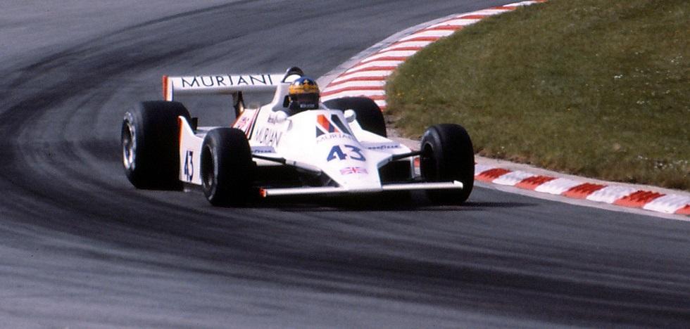 Desir´Wilson GP Gran Bretaña 1980