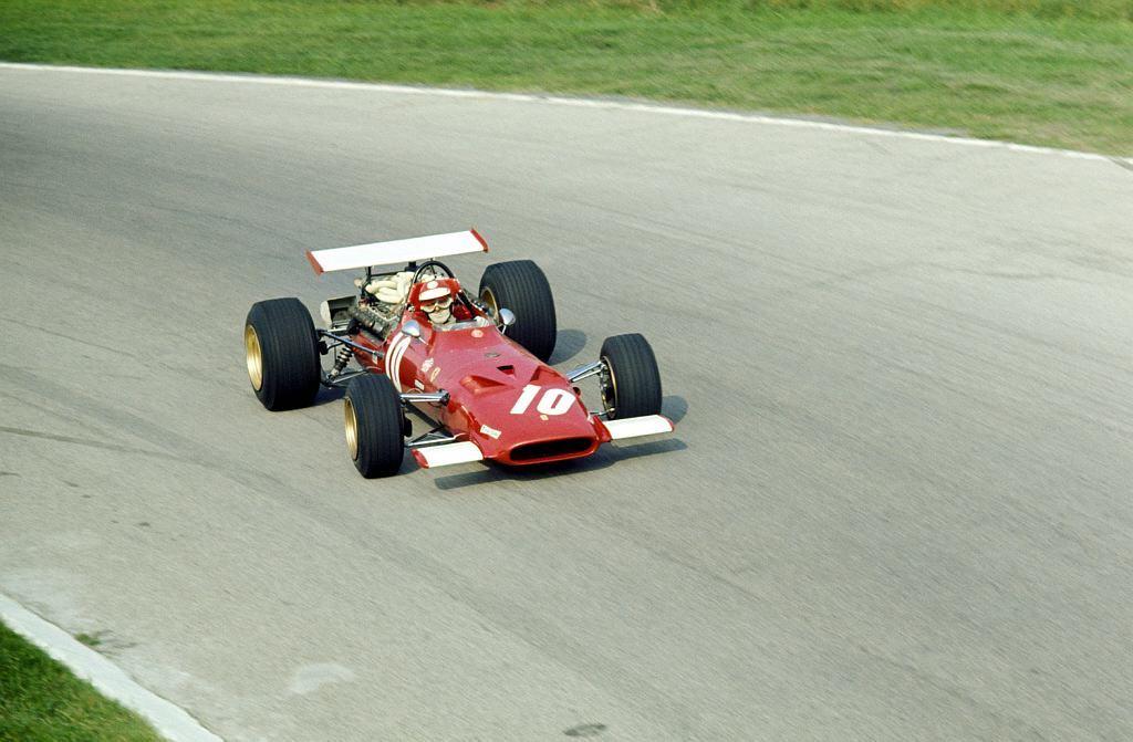 Ernesto Brambilla GP Italia 1969