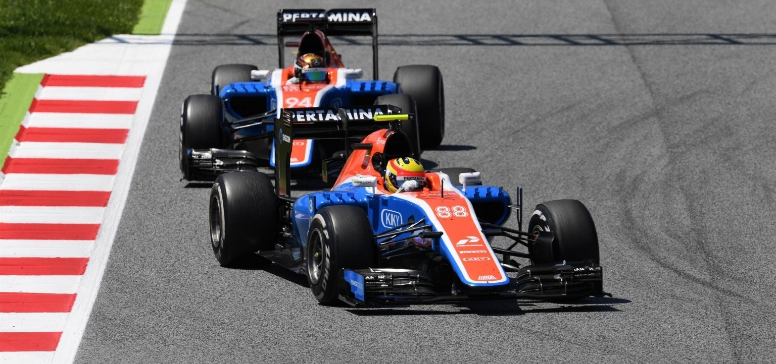 Manor F1 Team, GP España 2016