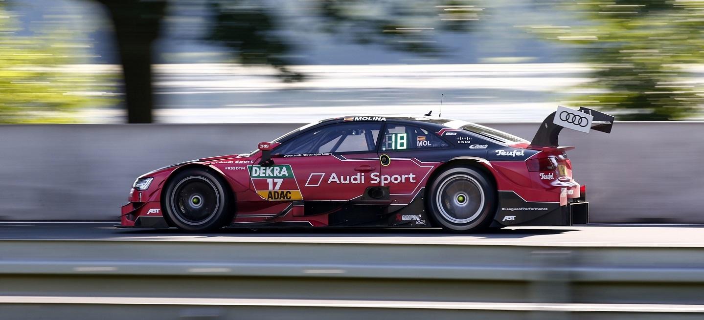 Motorsports / DTM 04 Norisring