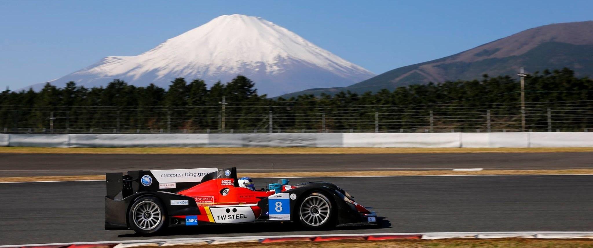Race Performance LMP2 Fuji Asian Le Mans Series 2016