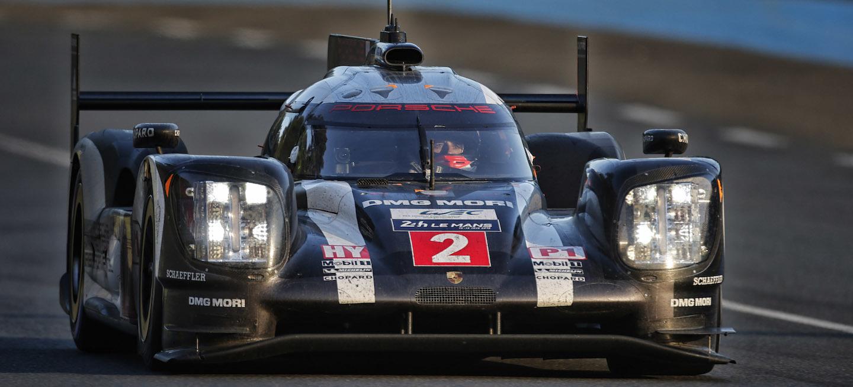 Porsche nuevos pilotos 2017