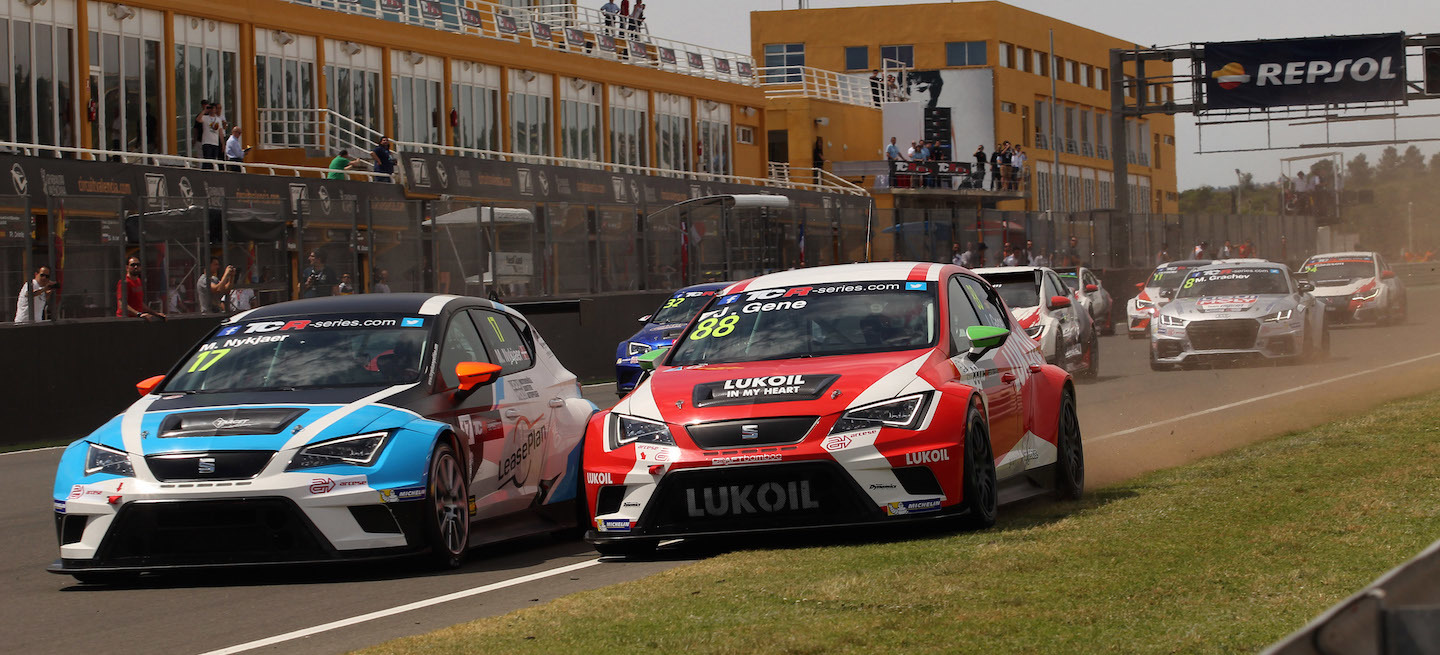 TCR International Series Valencia, Spain 01 -03 May 2015
