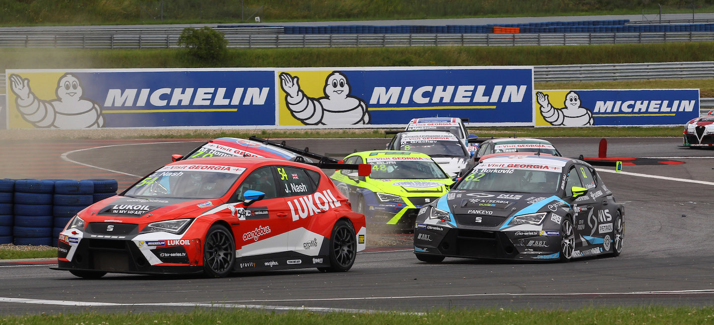 TCR series Oschersleben, Germany 17 - 19 June 2016