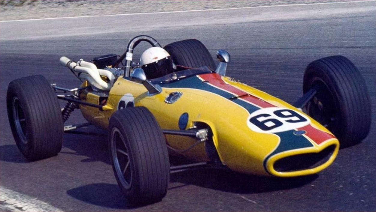 Al Pease GP Canadá 1969