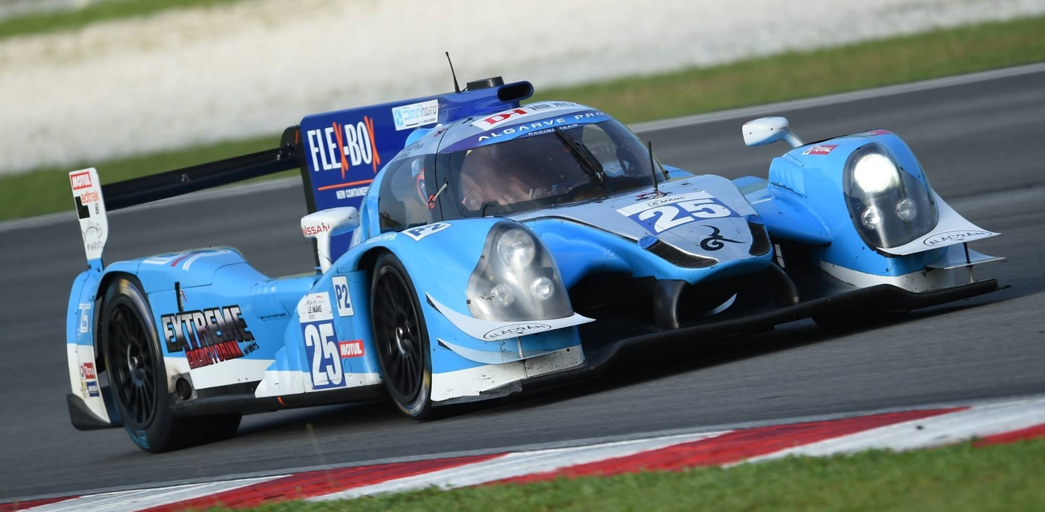 Algarve Pro Racing Sepang 2017 AsLMS