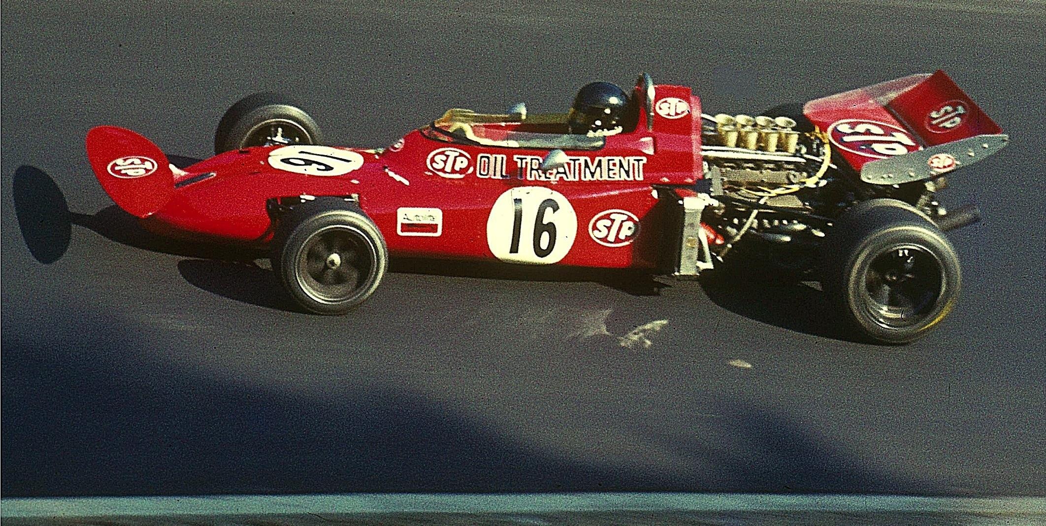 Andrea de Adamich March Alfa Romeo 1971