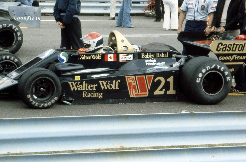 Bobby Rahal Wolf WR5