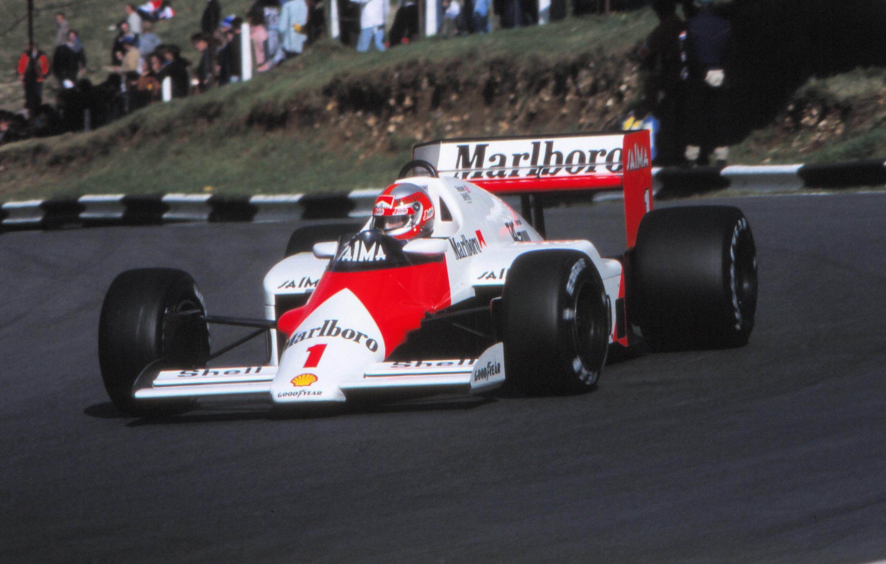 John Watson GP Europa 1985 McLaren TAG