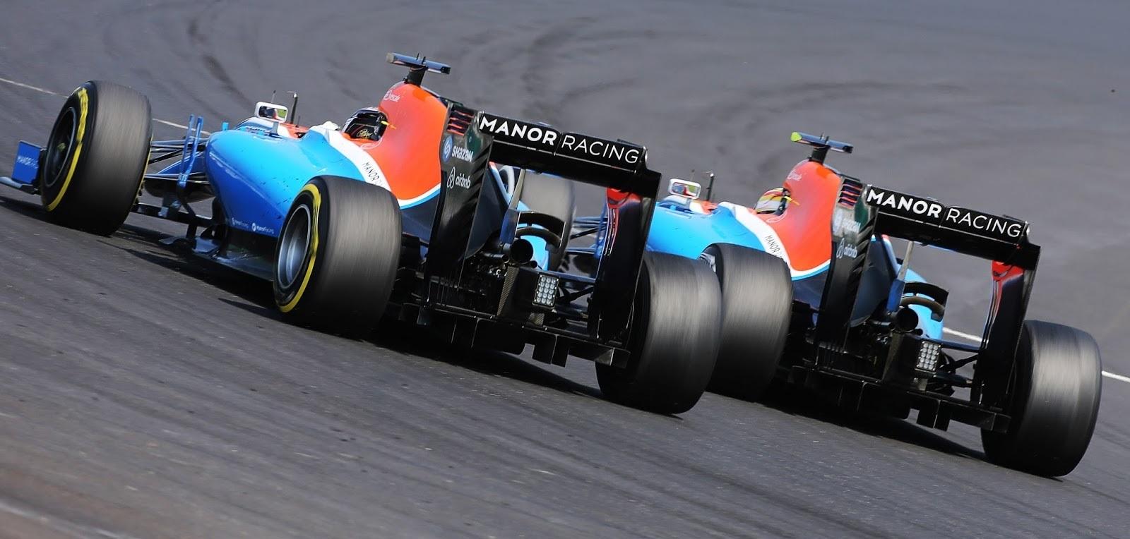 Manor 2016 F1