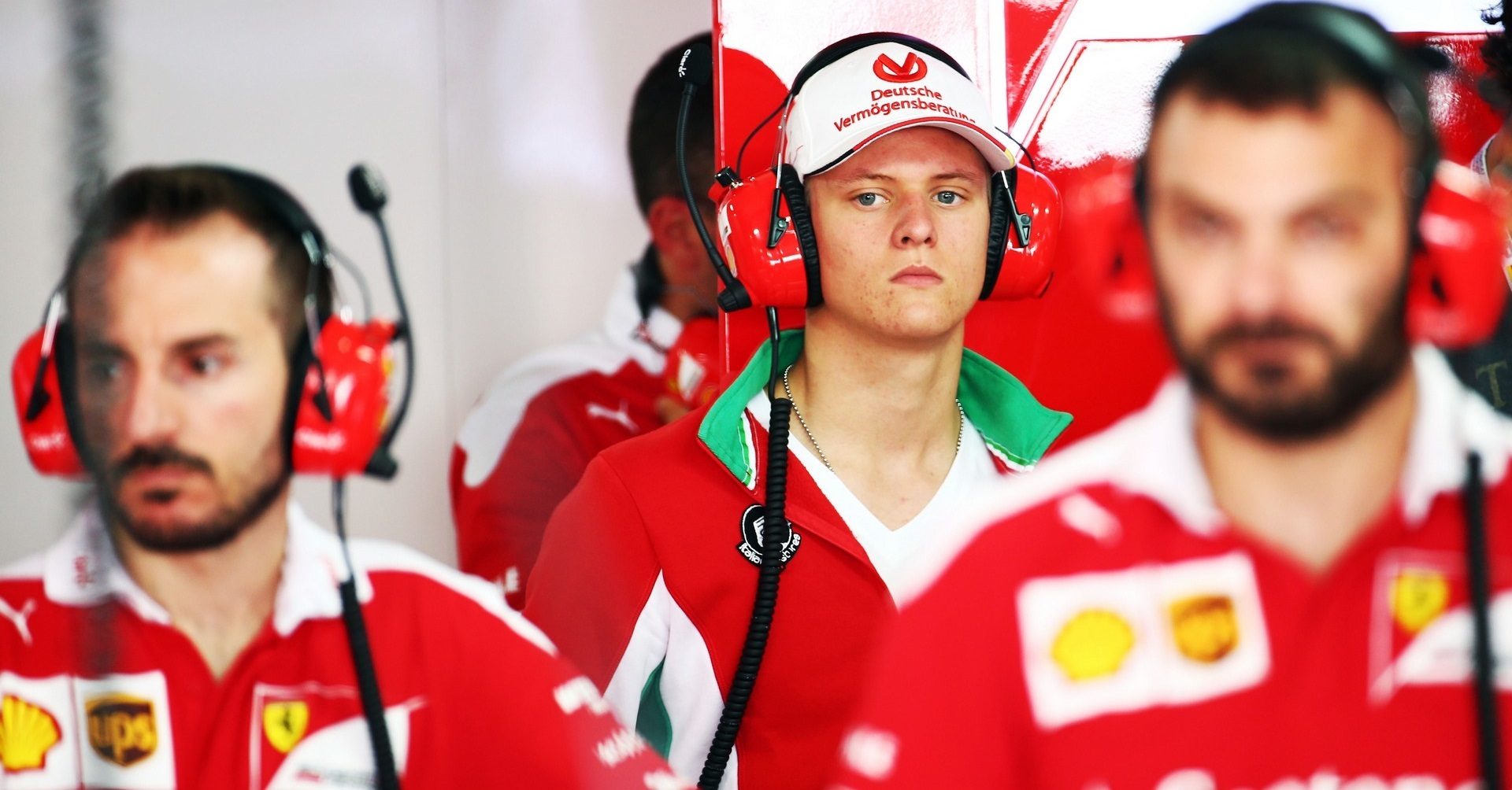 Mick Schumacher GP Alemania 2016