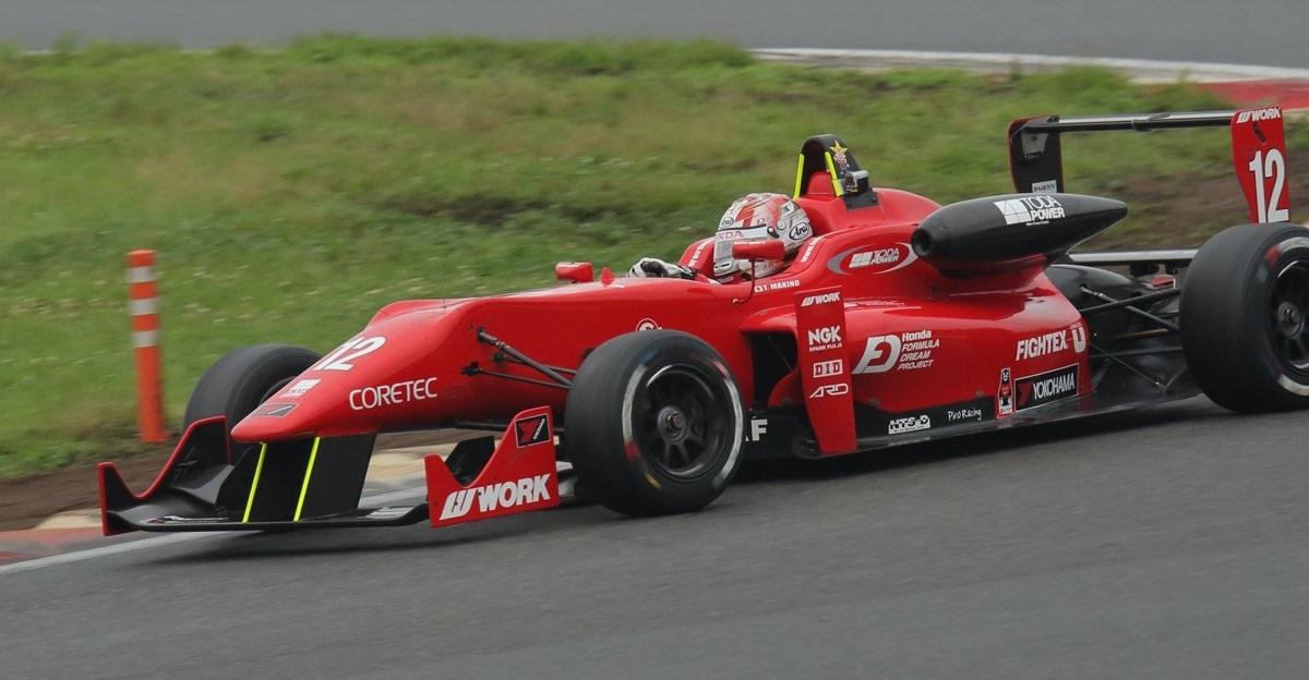 Tadasuke Makino Toda 2016 F3 Jp