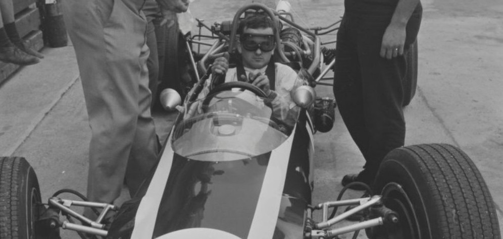 Tom Jones Cooper GP Canadà 1967
