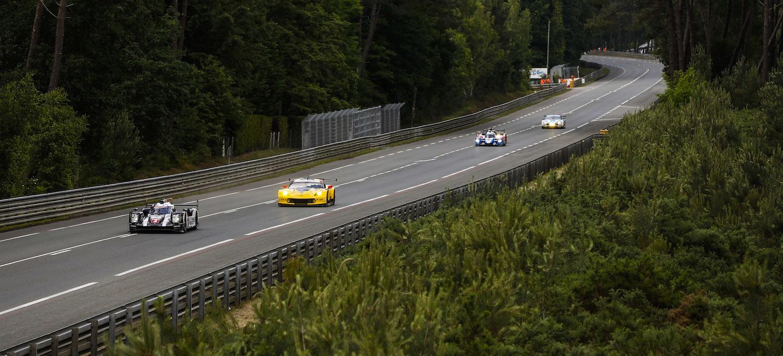 Le Mans 2016 recta