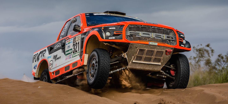Martin Prokop F-150 Dakar 2017