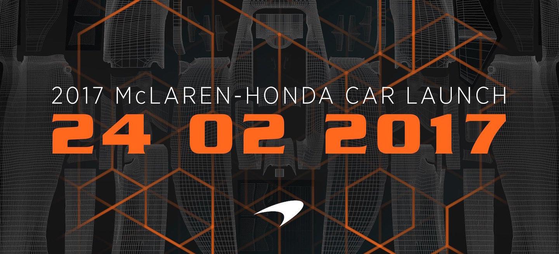 McLaren presentación 2017