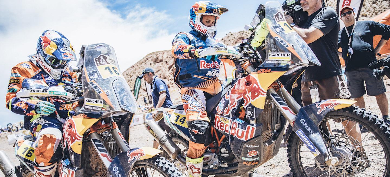 Sunderland Walkner Dakar 2017