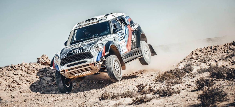 Vasiliev Africa Eco Race 2017