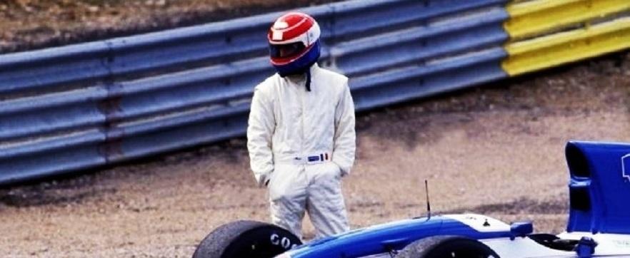 Alain Prost Ligier Casco Comas