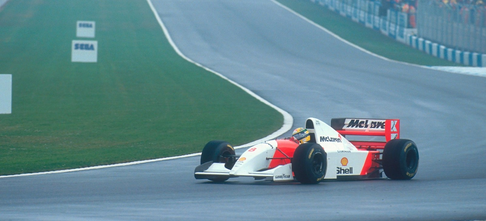 Ayrton Senna GP Europa 1993