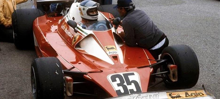 Carlos Reutemann GP Italia 1976