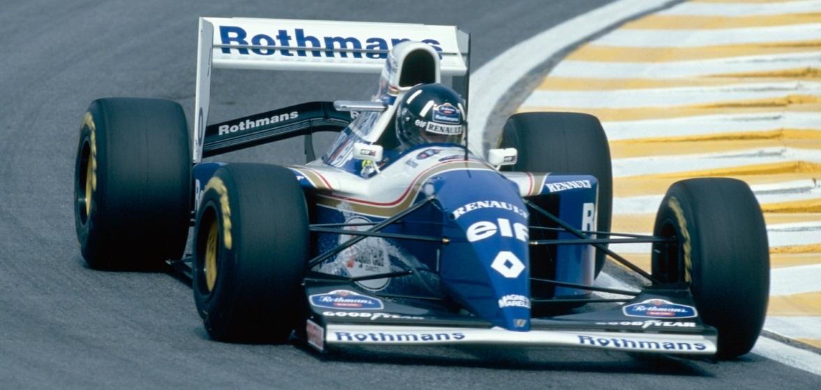 Damon Hill GP Brasil 1994