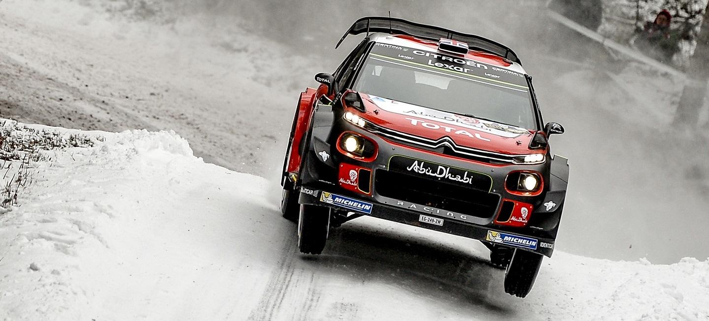 FIA WORLD RALLY CHAMPIONSHIP 2017 - WRC SWEDEN