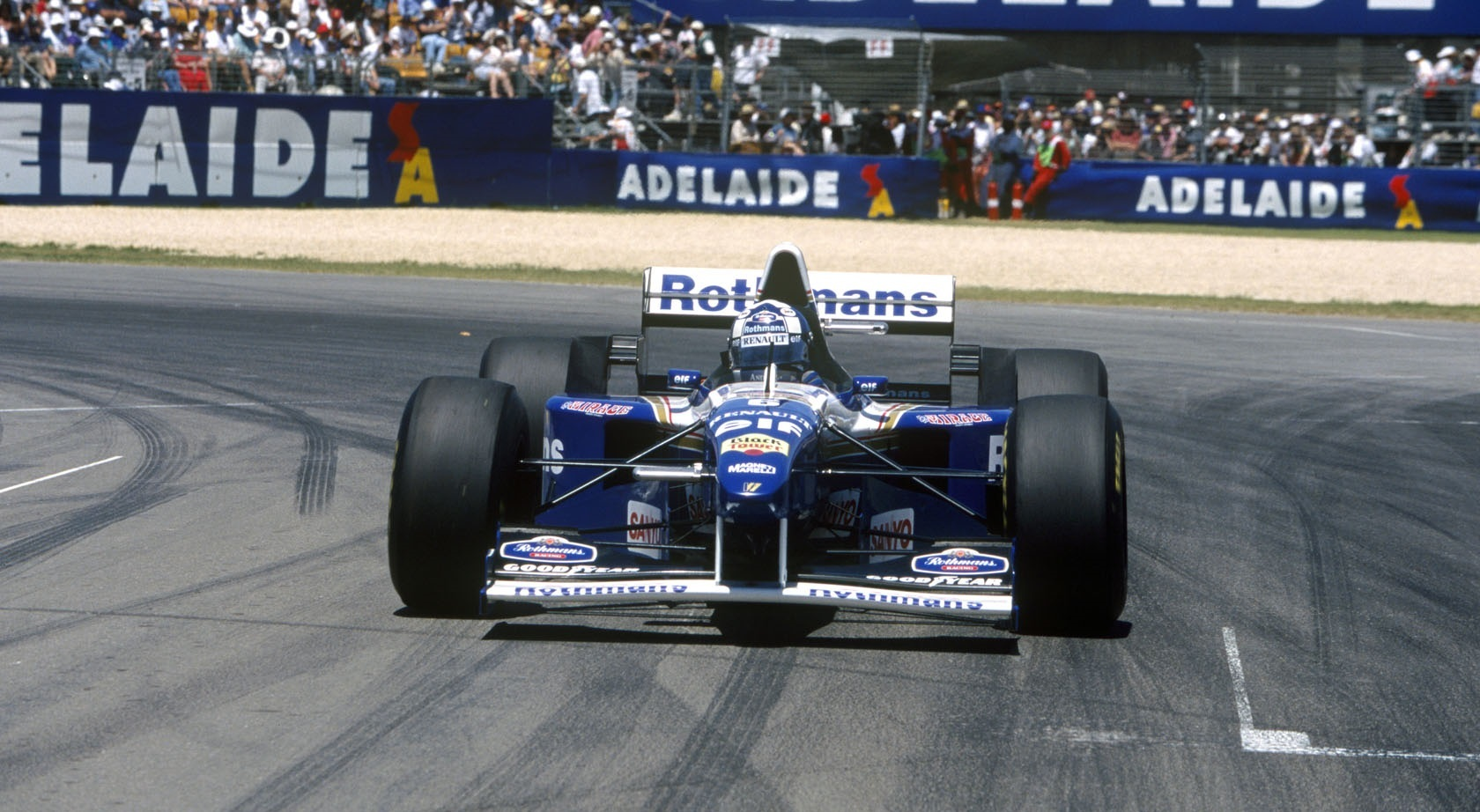 GP Australia 1995 David Coulthard