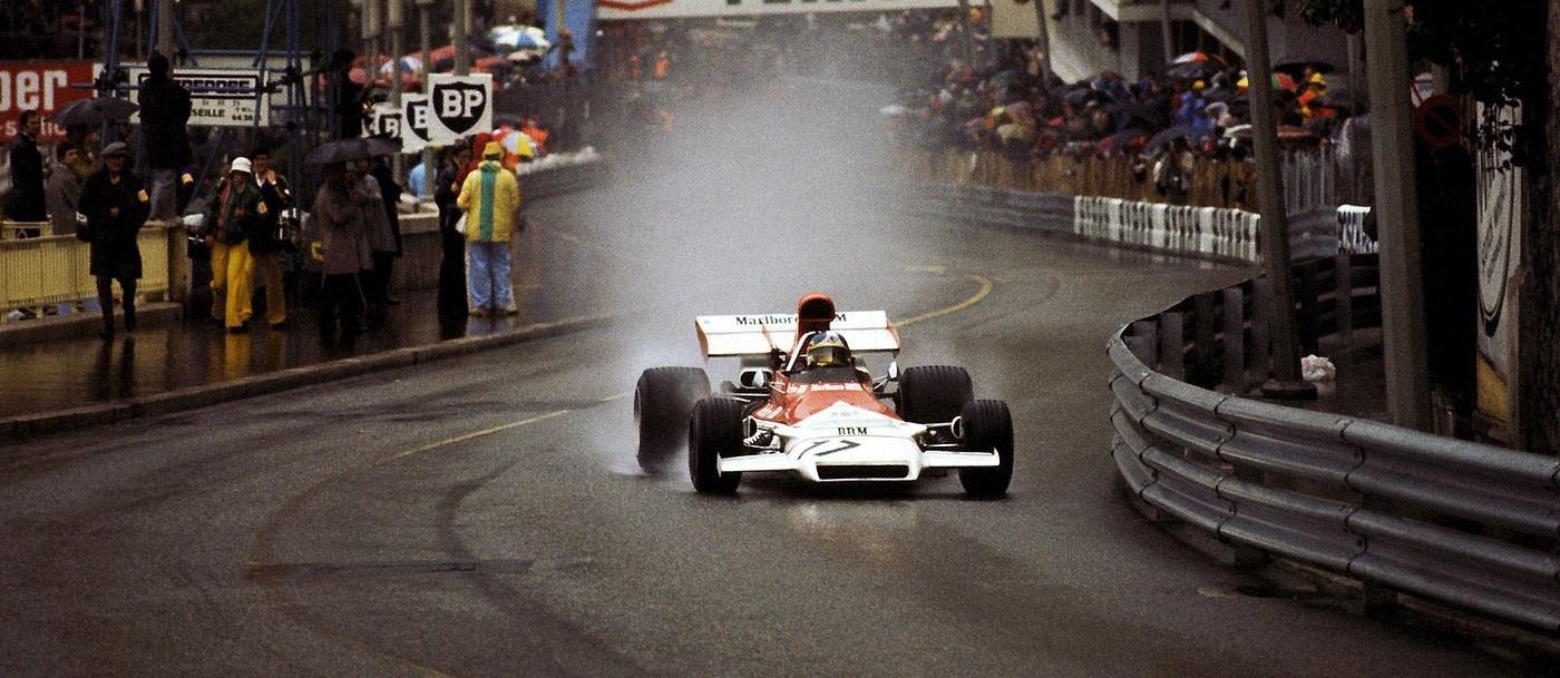 Jean-Pierre Beltoise 1972 GP Mónaco