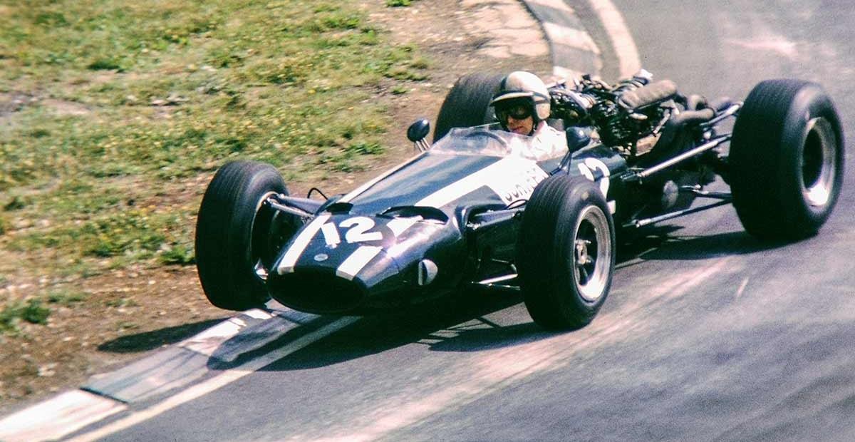 John Surtees Cooper Maserati 1966