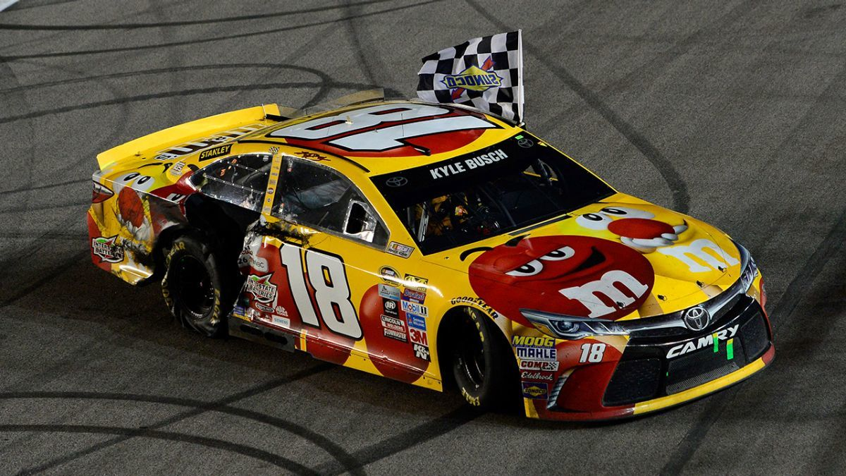 Kyle Busch 2016 NASCAR