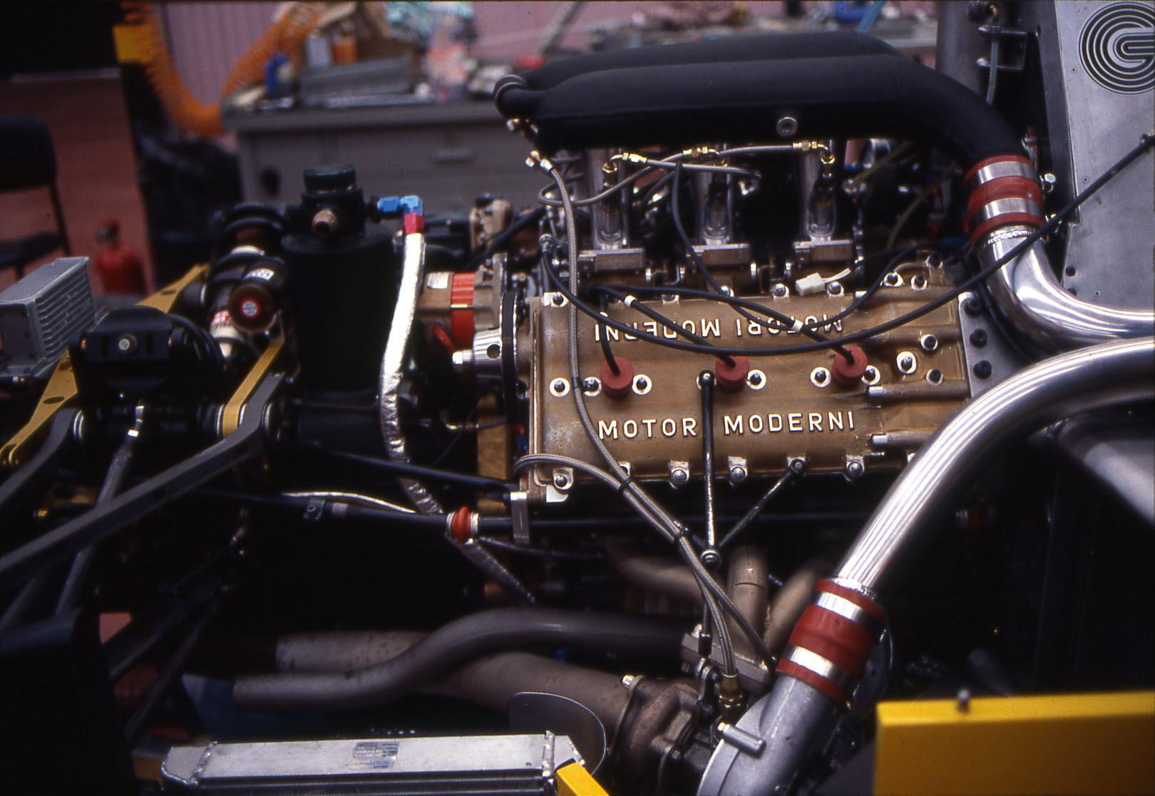 Motori Moderni Minardi 1985