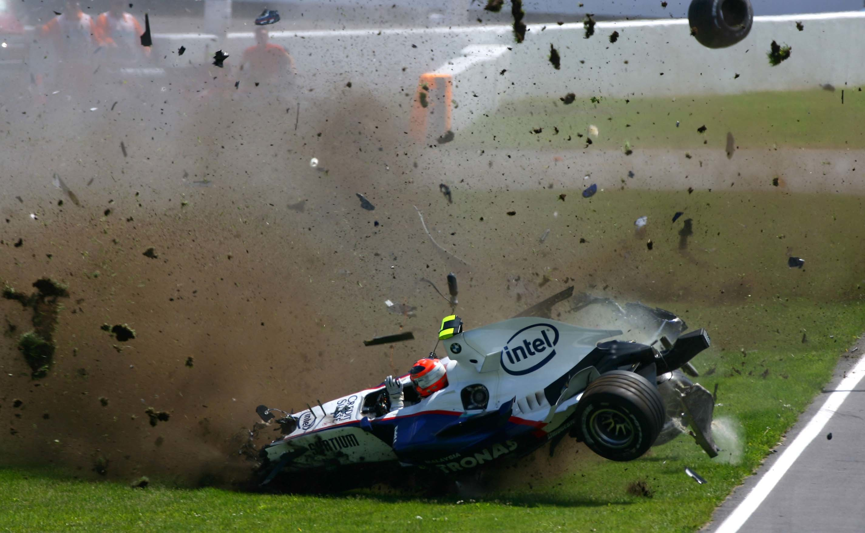 Sauber GP Canadá 2007 Robert Kubica